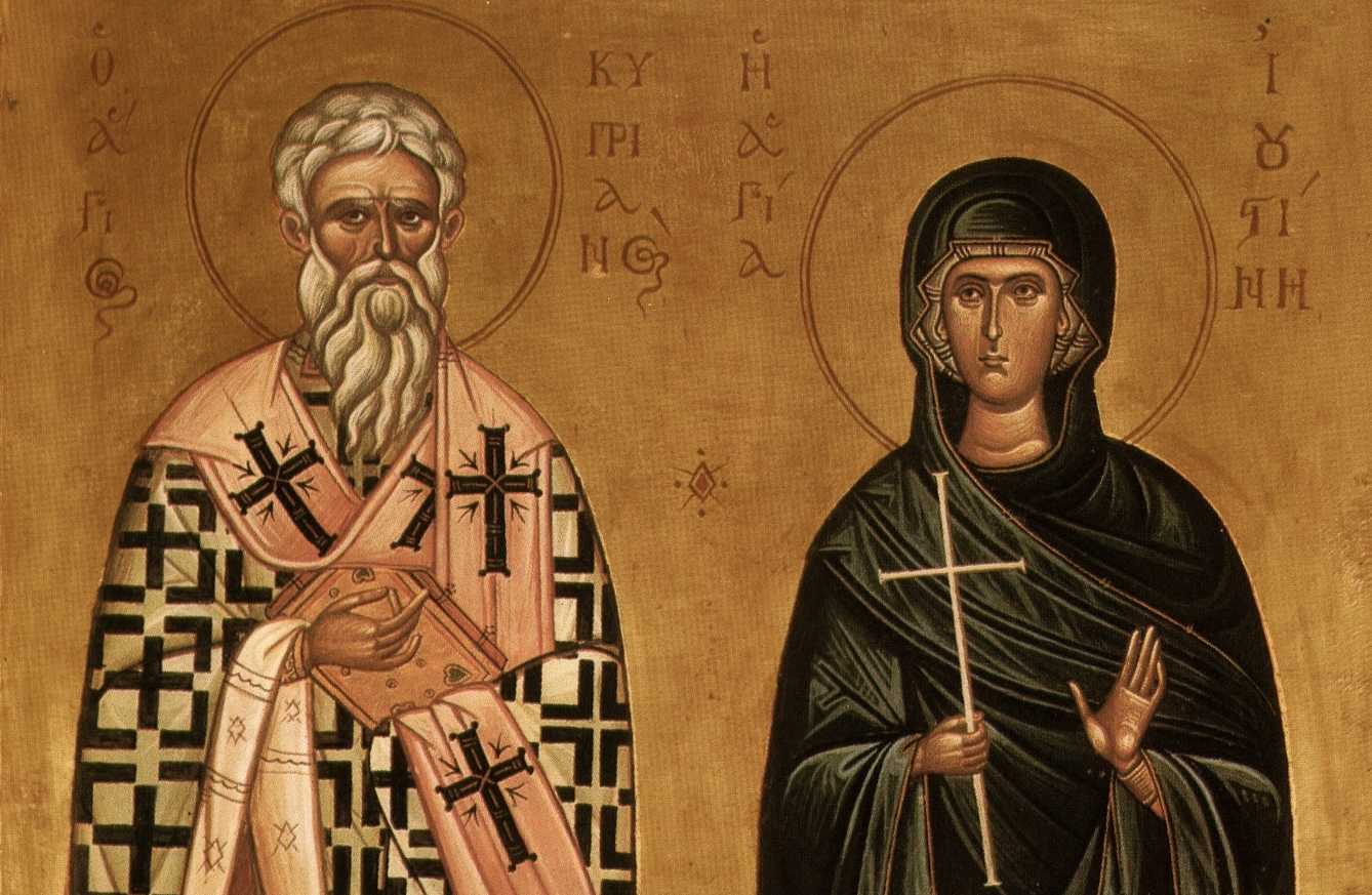 The power of faith is holy: the prayer from the spoiling of Cyprian