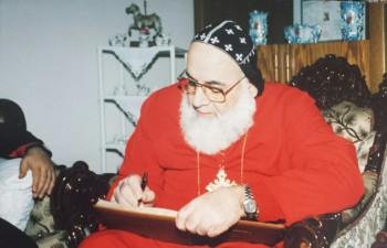 Patriarch Ignatius Zakka Iwas